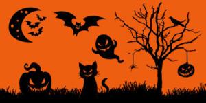 Ukončeno! Halloweenská soutěž o žehličku Bio Ionic