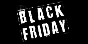 Black Friday 2018 – slevy až 82 %!