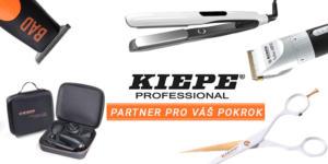 KIEPE Professional, partner pro váš pokrok