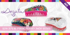 Akce na vybrané produkty značky Dessata – 20%