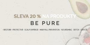 Akce na značku Be Pure Niamh -20%
