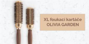Foukací kartáče Speed XL od Olivia Garden